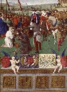 Jean Fouquet The Martyrdom of St James the Great oil painting picture wholesale